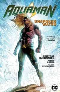 Aquaman HC Unspoken Water