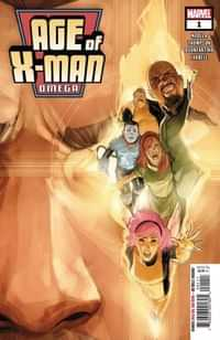 Age of X-Man One-Shot Omega