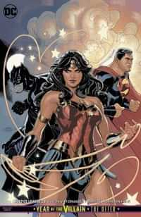 Justice League #28 CVR B