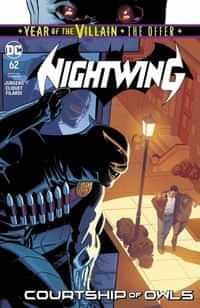 Nightwing #62 CVR A