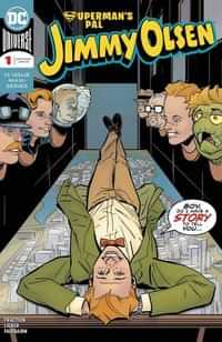 Supermans Pal Jimmy Olsen #1 CVR A