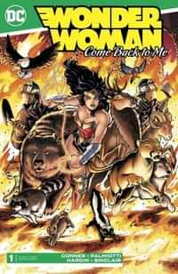 Wonder Woman Come Back To Me #1