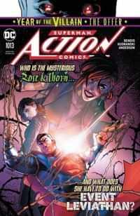 Action Comics #1013 CVR A