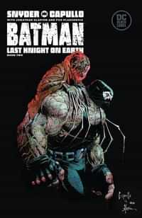 Batman Last Knight On Earth #2 CVR A