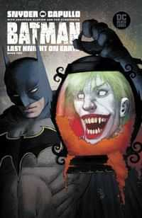 Batman Last Knight On Earth #2 CVR B