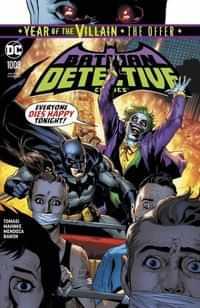 Detective Comics #1008 CVR A