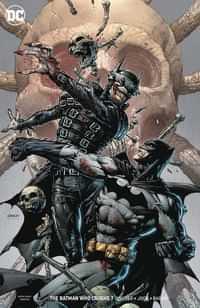 Batman Who Laughs #7 CVR B