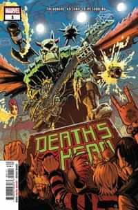 Deaths Head #1