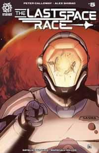 Last Space Race #5