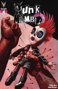 Punk Mambo #4 CVR A Brereton