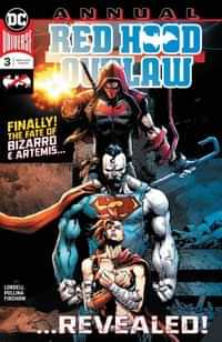 Red Hood Outlaw Annual #3