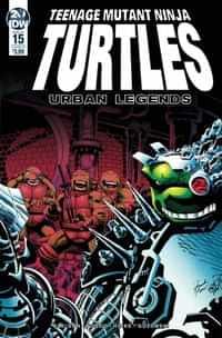 TMNT Urban Legends #15 CVR B Fosco and Larsen