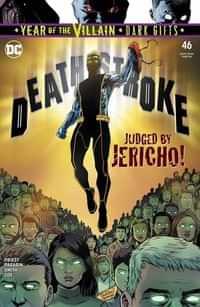 Deathstroke #46 CVR A