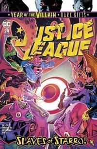 Justice League #29 CVR A