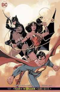 Justice League #29 CVR B