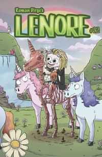 Lenore #1 CVR A Graley