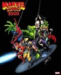 Marvel Comics #1000 Variant JS Campbell