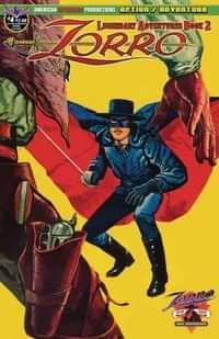 Zorro Legendary Adventures Book 2 #4