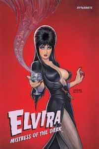 Elvira Mistress Of Dark TP V1