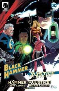 Black Hammer Justice League #2 CVR D Tedesco