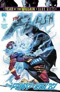 Flash #76 CVR A