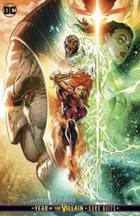 Justice League Odyssey #12 CVR B Card Stock