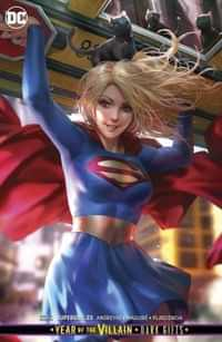 Supergirl #33 CVR B Card Stock
