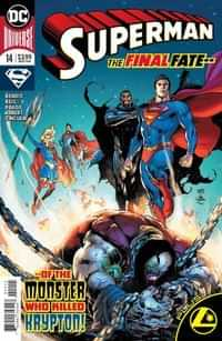 Superman #14 CVR A