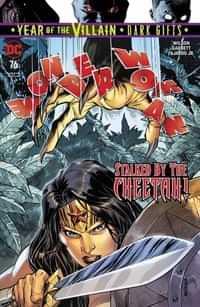 Wonder Woman #76 CVR A