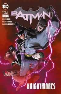 Batman TP Rebirth V10 Knightmares
