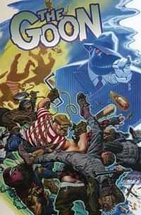 Goon #5 CVR B Steve Rude Cardstock