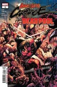 Absolute Carnage Vs Deadpool #1