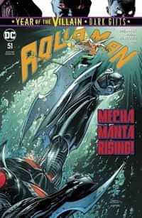 Aquaman #51