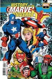 History of Marvel Universe #2