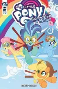 My Little Pony Friendship Is Magic #81 CVR A Baldari