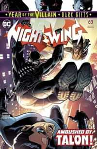 Nightwing #63 CVR A