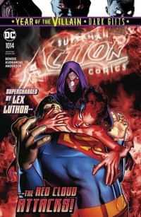 Action Comics #1014 CVR A