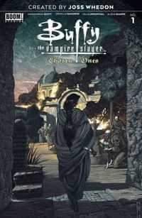 Buffy Vampire Slayer Chosen Ones #1 CVR A