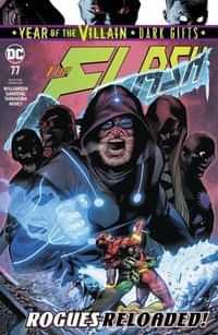 Flash #77 CVR A