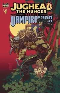 Jughead Hunger Vs Vampironica #4 CVR A Kennedy