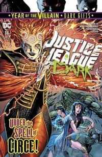 Justice League Dark #14 CVR A