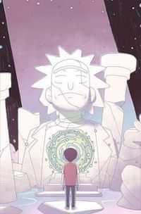 Rick and Morty #53 CVR B