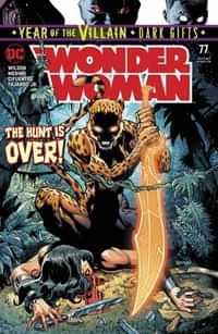 Wonder Woman #77 CVR A