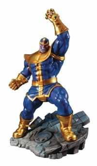 Marvel Artfx Statue Avengers Series Thanos