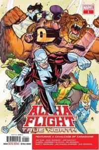 Alpha Flight One-Shot True North