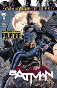 Batman #78 CVR A