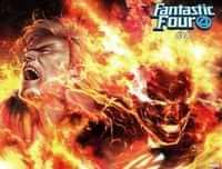 Fantastic Four #14 Variant Inhyuk Lee Immortal Wraparound