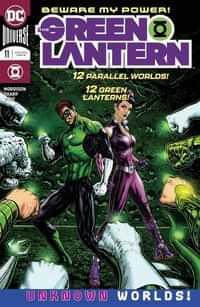 Green Lantern #11 CVR A