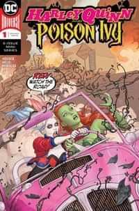 Harley Quinn and Poison Ivy #1 CVR A