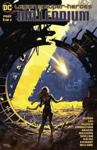 Legion Of Super Heroes Millennium #1 CVR A